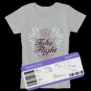 Ticket & T-shirt new