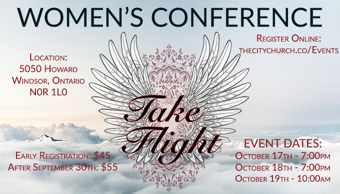 Take Flight Woman's Conference