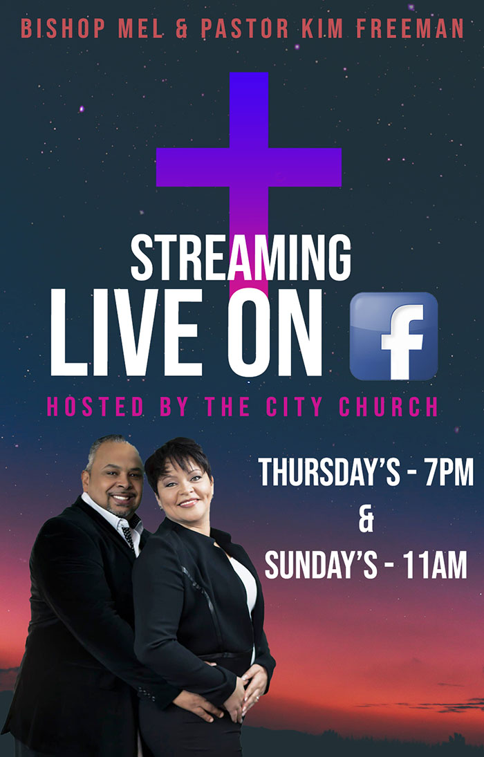 The City Church Streaming